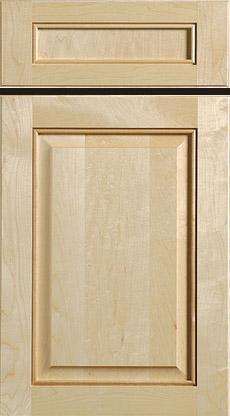 Cabinet door styles cabinet doors wichita ks beaded raised panel door and drawer front hard maple eventshaper